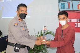 Polres Pasuruan Gelar Lomba Filem Pendek, Juara 1 Diraih SMAN 1 Purwosari Juara 2 SMKN Purwosari dan Juara 3 SMKN Grati