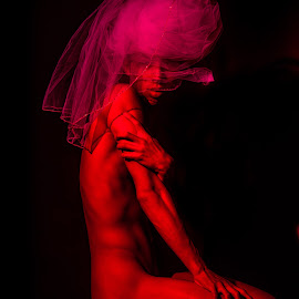 Prince of Darkness by Shawn Crowley - Nudes & Boudoir Artistic Nude
