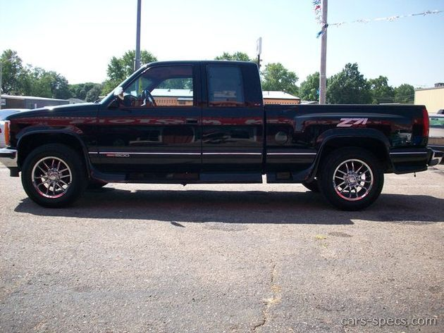 1991 gmc sierra 1500 extended cab specifications pictures prices 1991 gmc sierra 1500 base extended cab pickup 43l v6 5 speed manual sciox Gallery
