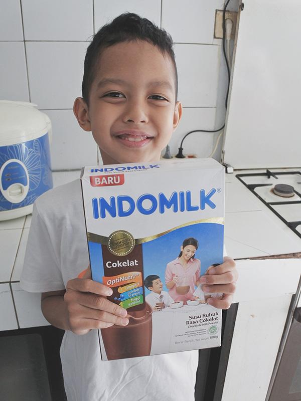 manfaat susu bubuk untuk anak