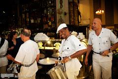 Foto 2578. Marcadores: 17/07/2010, Banda, Casamento Fabiana e Johnny, Cordao do Bola Preta, Rio de Janeiro