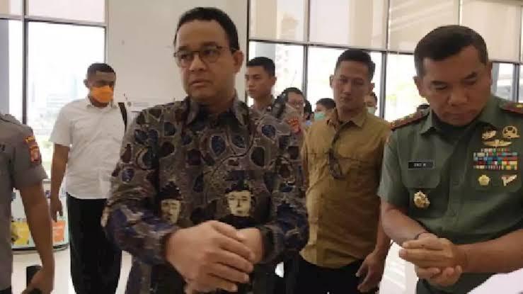 NasDem: Anies Sudah Lama Ingin Jakarta Lockdown, tapi Terganjal Pusat