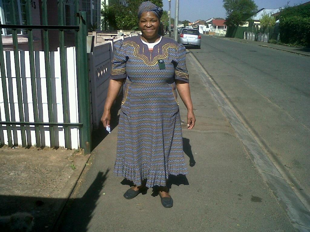 Shweshwe Dress Designs 2016 In Lesotho