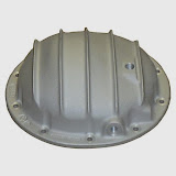 Cast aluminum differential covers for 1964 and up Buick 10 bolt rear end 165.00 with hardware. Made in USA