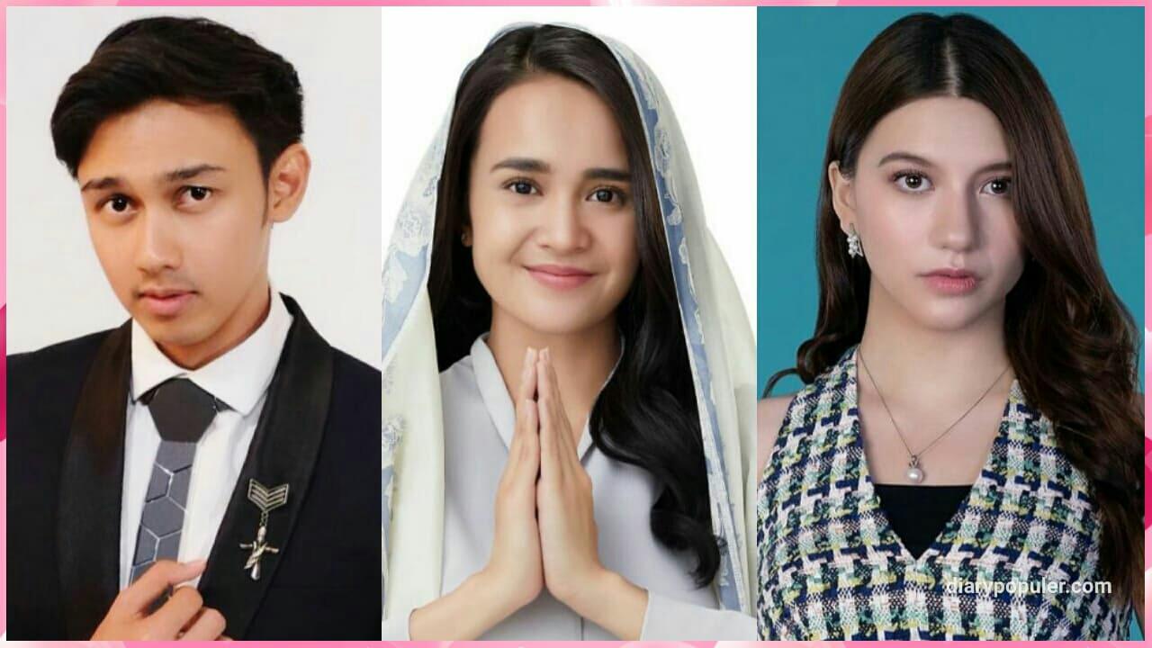 Daftar Lengkap Biodata Karier Umur Agama Pemain Sinetron Cinta Mulia Sctv Diary Populer