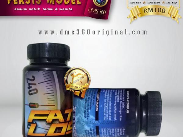 Testimoni Fat Loss Jamu Kurus DMS360. Nak Hilang 10kg Sebulan?