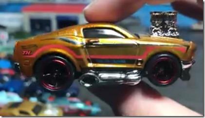 1968 Mustang, Super Treasure Hunt  CaseLot G 2018