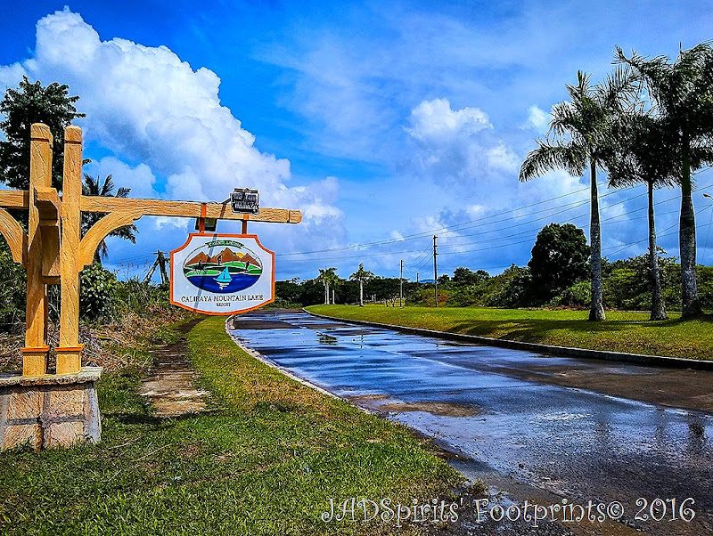 Caliraya Mountain Lake Resort is situated in the almost 300 hectare property