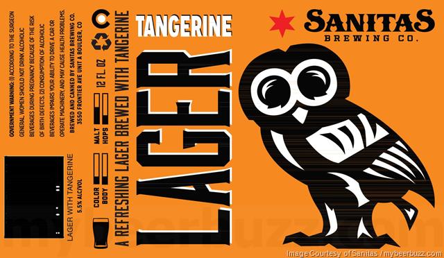 Sanitas Grapefruit Smuggles & Tangerine Lager