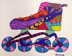 Rollerblade by Annie