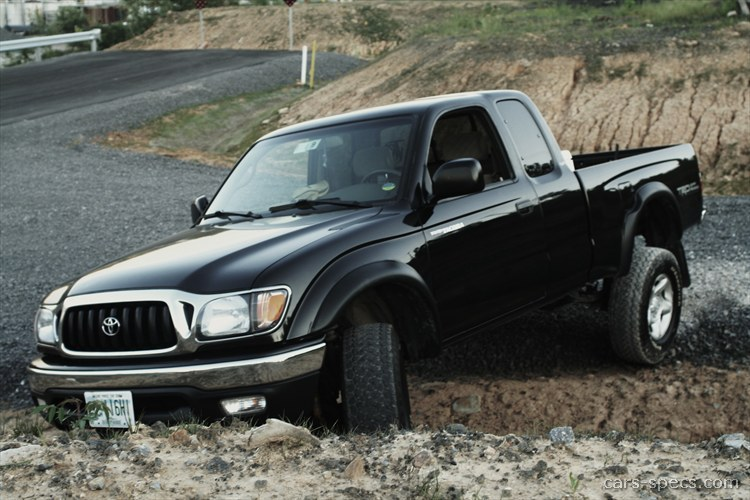 2004 toyota tacoma xtracab specifications pictures prices. Black Bedroom Furniture Sets. Home Design Ideas