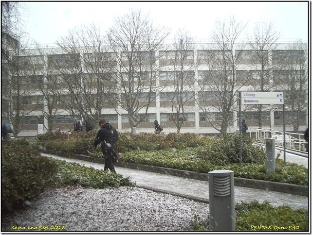 Warwick University - February