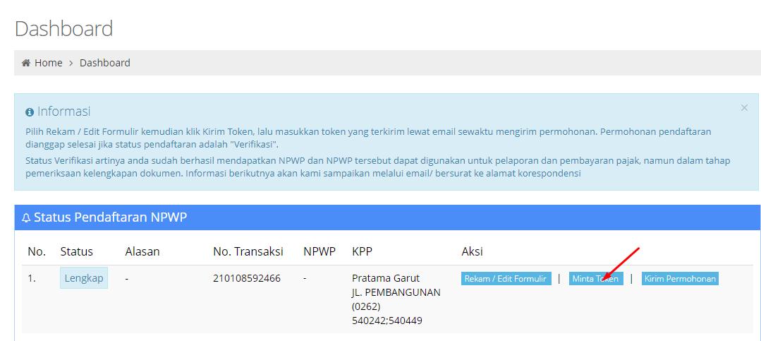 Cara Membuat NPWP Lembaga Diniyah