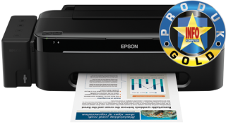 download Epson L100 printer's driver