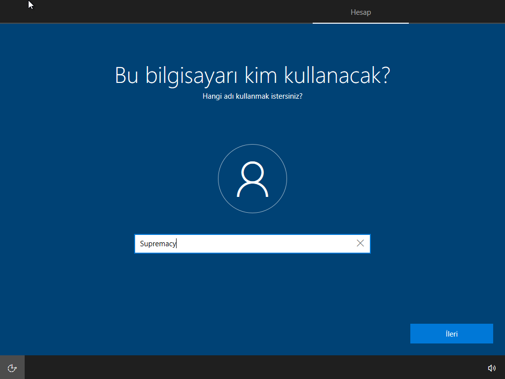 Windows 10 - Consumer Edition 32-64 Bit Türkçe Final MSDN