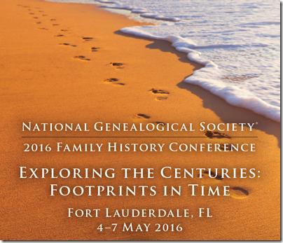 NGS 2016家族史会议
