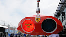 Ferrari Pit Lights