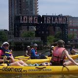 Paddle to Brooklyn Bridge Park, Memorial Day 2011