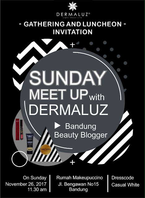 Sunday Meet Up with Dermaluz at Rumah Makeupuccino