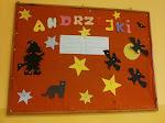 Andrzejki w świetlicy szkolnej 30 listopad