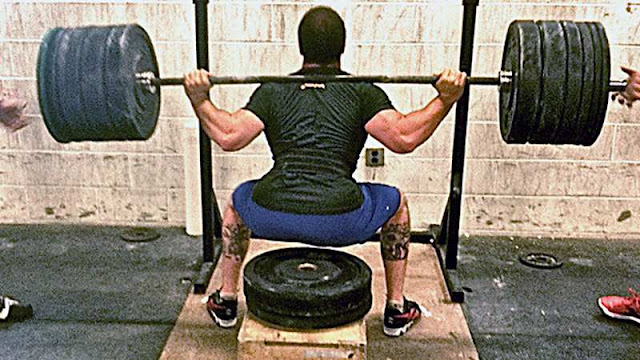 Why the box squat might be your solution to knee pain