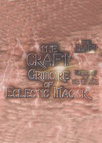 Cover of Parker Torrence's Book Grimoire of Eclectic Magick Part 3 of 3