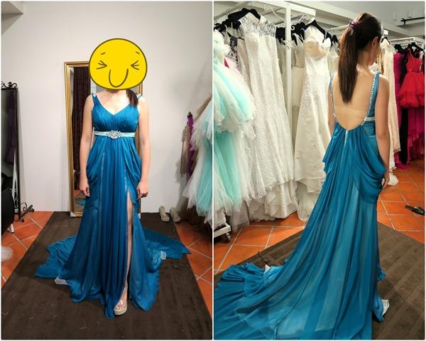 城市花園婚禮工坊 高雄自助婚紗 - 拍婚紗照之禮服挑選 (3)