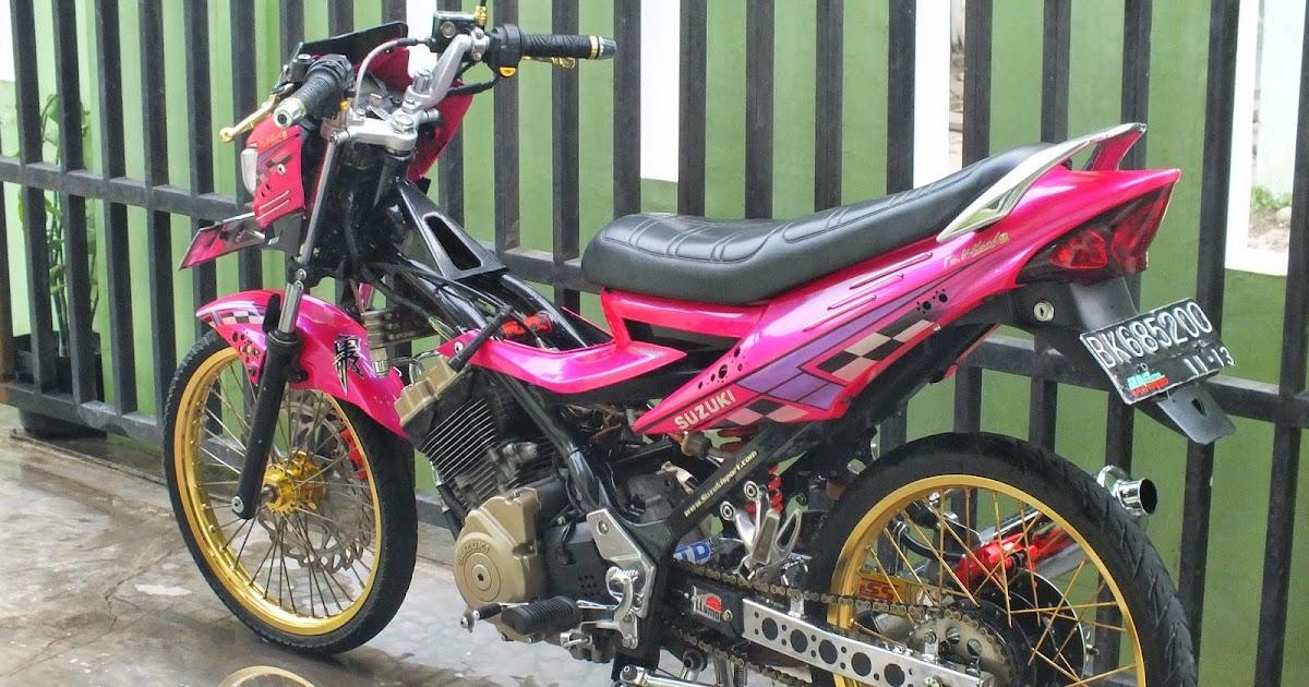 Modifikasi Modifikasi Vega R Motor Vega R Modifikasi Motor