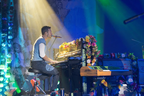 Salle Wagram Coldplay