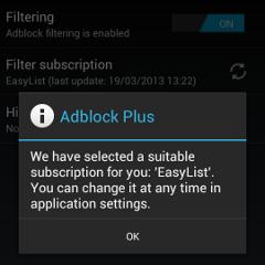 Block Iklan di Android