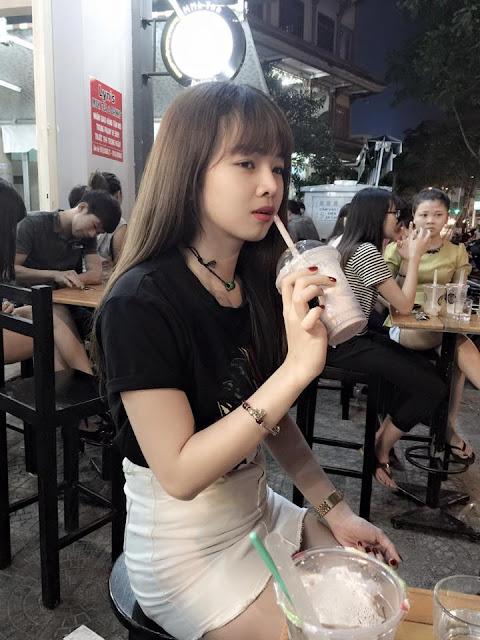 Trương Tiểu My xinh đẹp và đáng iu