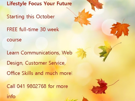7af0c76e0c6ac Lifestyle Focus Your Future - An IT/office skills programme for unemployed  people aged 18-35