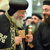 His Holiness Pope Tawadros II visit to St. Mark LA - DSC_0142.JPG