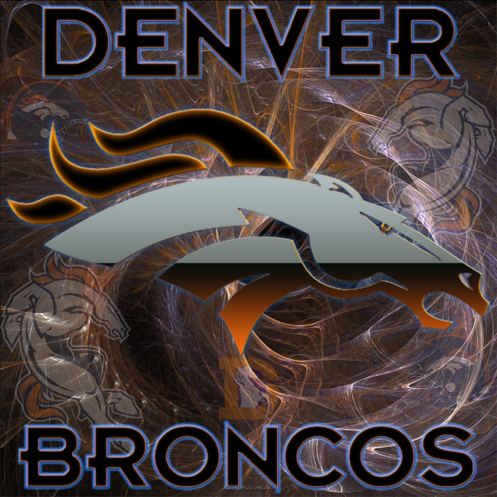 Denver Broncos: Wallpapers By Wicked Shadows: Denver Broncos Wild Wallpaper
