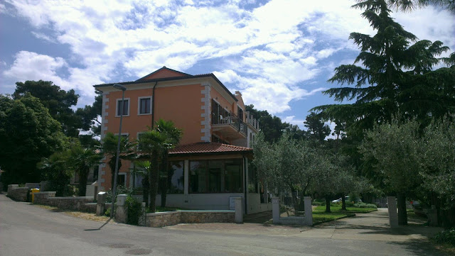 Villa Dobravac, Karmelo 1, Rovinj, Croatia