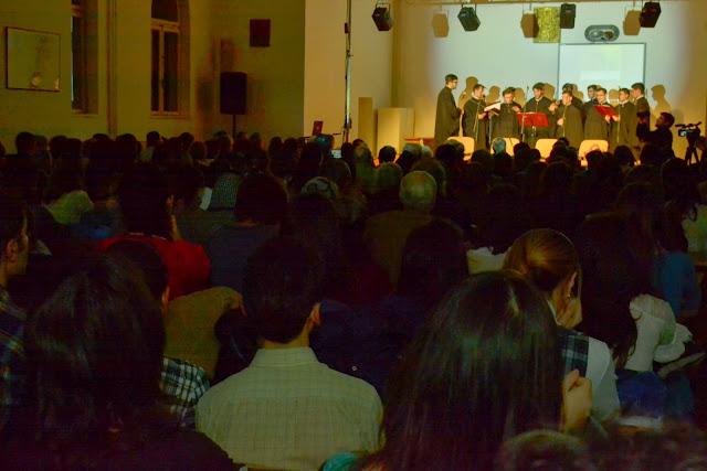 Seara cultural duhorvniceasca la FTOUB 072