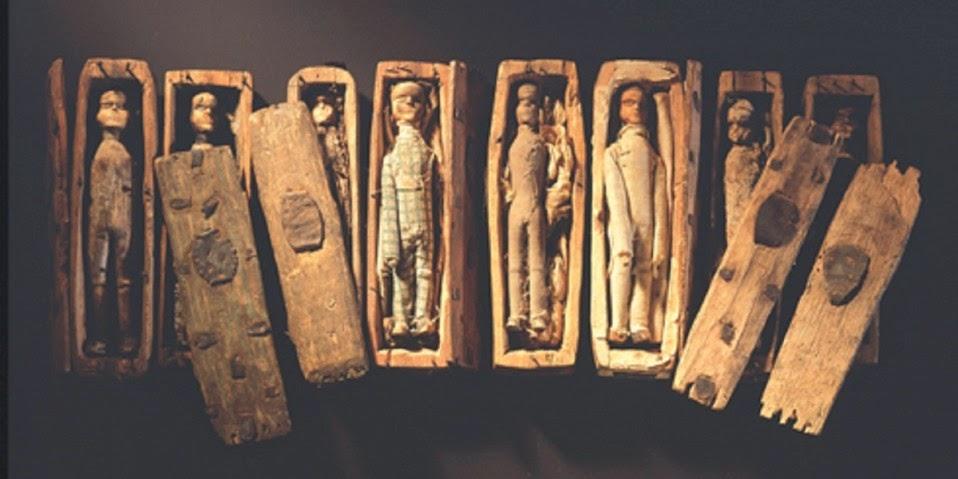 As bonecas da morte