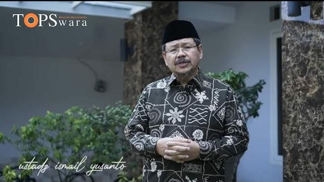 Ustaz Ismail Yusanto: Menulis Buku adalah Tradisi Islam
