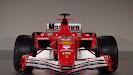 Ferrari F2005 front