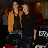 WWW.ENTSIMAGES.COM -    Ronja Schweiger - Intern and Sophie Postma - Owner of  Reclaim Bags    at       Bloggers Love Shopping Event at Penthouse London September 26th 2013                                                   Photo Mobis Photos/OIC 0203 174 1069