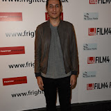 OIC - ENTSIMAGES.COM -  Benjamin J Cressciman at the Film4 Frightfest on Saturday    of  Sunchoke  UK Film Premiere at the Vue West End in London on the 29th August 2015. Photo Mobis Photos/OIC 0203 174 1069