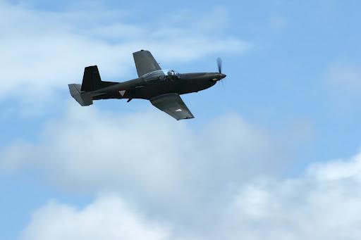 """Pilatus PC-7 """"Turbo Trainer"""""""