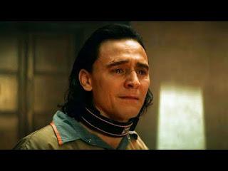 Loki Crying High on Cinema