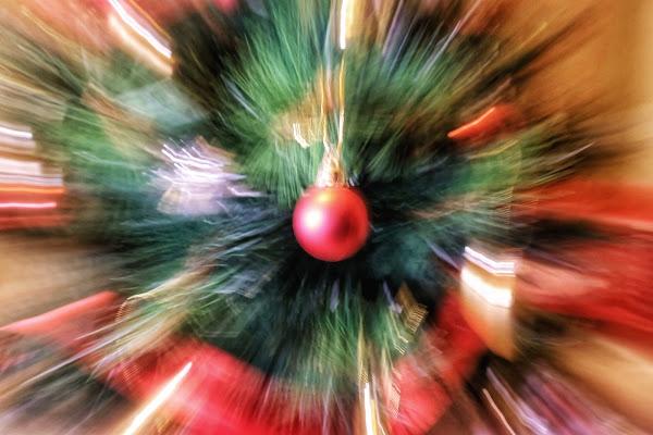 Natale psichedelico  di gnuc