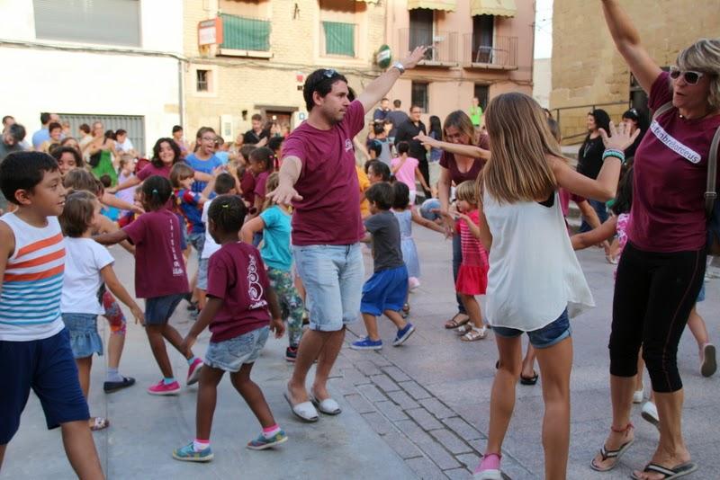 Festa infantil i taller balls tradicionals a Sant Llorenç  20-09-14 - IMG_4276.jpg