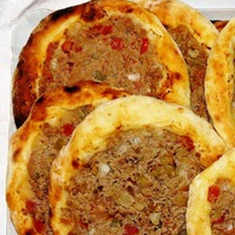 Esfiha aberta – ricette brasiliane