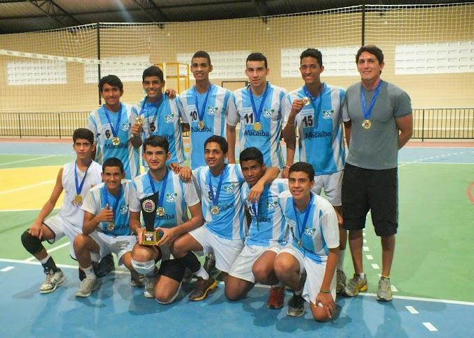 Super Interiorano de Voleibol em Mossoró e São Paulo do Potengi