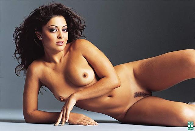 Juliana Paes nua pelada na Playboy