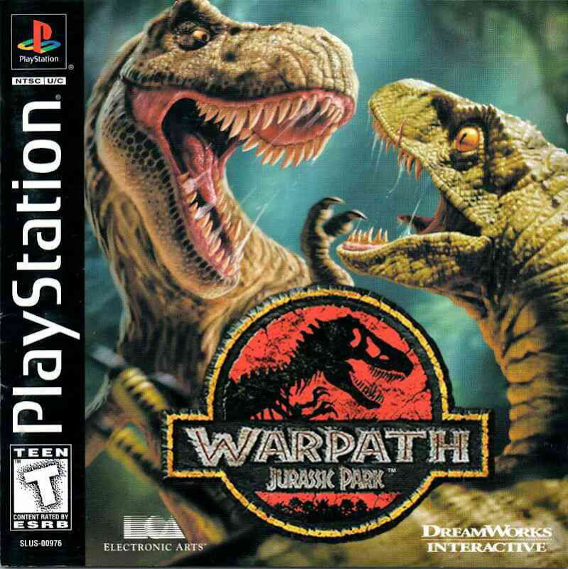 Download Game Warpath Jurassic Park PS1