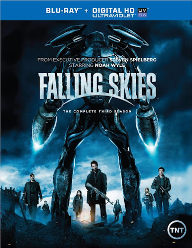 Falling Skies – Temporada 3 [BD25]